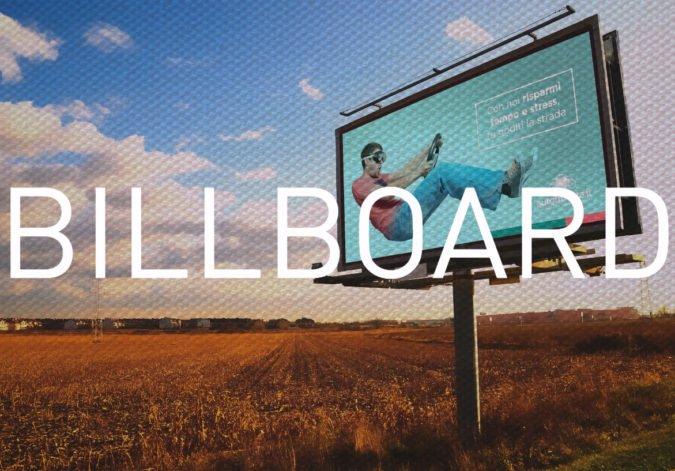 Billboard istehsalı və quraşdırılması