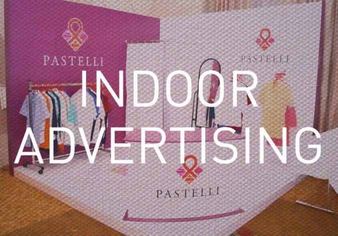 Daxili reklam interyer reklam xidməti